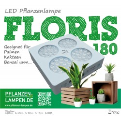 LED-Pflanzenlampe Floris 180
